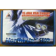 Кулер для видео-карты GlacialTech NorthPole 1000 (Шахты)