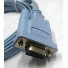 Консольный кабель Cisco CAB-CONSOLE-RJ45 (72-3383-01) цена (Шахты)