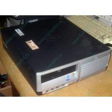 Компьютер HP DC7600 SFF (Intel Pentium-4 521 2.8GHz HT s.775 /1024Mb /160Gb /ATX 240W desktop) - Шахты
