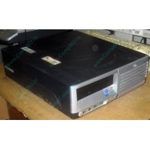 Компьютер HP DC7100 SFF (Intel Pentium-4 520 2.8GHz HT s.775 /1024Mb /80Gb /ATX 240W desktop) - Шахты