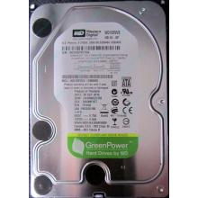 Б/У жёсткий диск 1Tb Western Digital WD10EVVS Green (WD AV-GP 1000 GB) 5400 rpm SATA (Шахты)