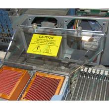 Прозрачная пластиковая крышка HP 337267-001 для подачи воздуха к CPU в ML370 G4 (Шахты)