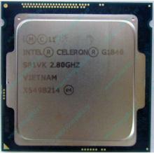 Процессор Intel Celeron G1840 (2x2.8GHz /L3 2048kb) SR1VK s.1150 (Шахты)