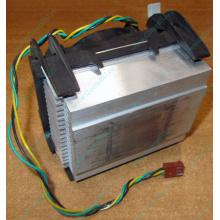 Кулер socket 478 БУ (алюминиевое основание) - Шахты