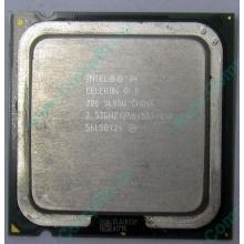 Процессор Intel Celeron D 326 (2.53GHz /256kb /533MHz) SL98U s.775 (Шахты)
