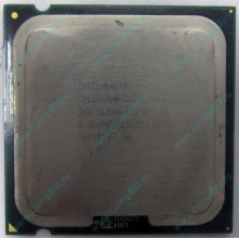 Процессор Intel Celeron D 347 (3.06GHz /512kb /533MHz) SL9XU s.775 (Шахты)