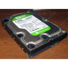 Б/У жёсткий диск 2Tb Western Digital WD20EARX Green SATA (Шахты)