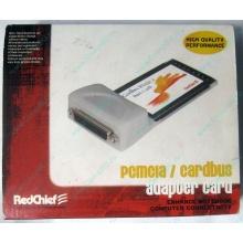 Serial RS232 (2 COM-port) PCMCIA адаптер Byterunner CB2RS232 (Шахты)
